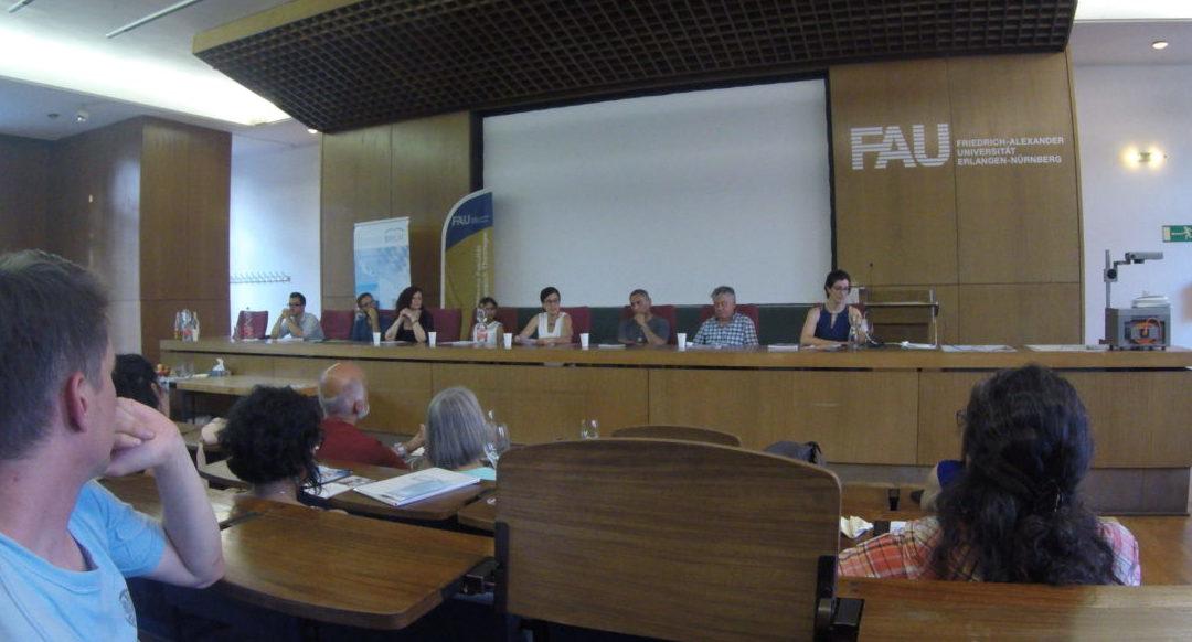 Primer congreso internacional de RIIA