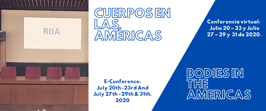 RIIA Conference 2020 / Congreso 2020